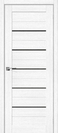 Дверь межкомнатная el-PORTA(Эль Порта) Porta-22 BS Snow Veralinga