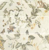 Керамическая плитка Gracia Ceramica Giardino olive panno 01 75х75см