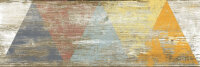 Декор Lasselsberger Контраст 20х60 сер (6664-0107)