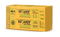 Утеплитель ISOVER Фасад Лайт плита 1200*600*100мм(2.16м2)