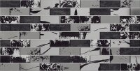 Керамическая плитка AltaCera Декор Glent Black 249х500