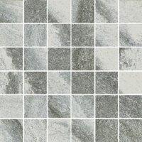 Керамическая плитка Italon 610110000240 Climb Iron Mosaico Nat 30x30