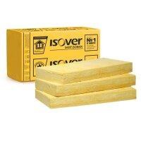 Утеплитель каменная вата ISOVER венти оптимал (1000*600*100мм) 1.8м2