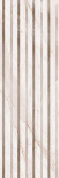 Керамическая плитка Gracia Ceramica Chateau beige decor 01 300х900