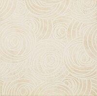 Керамическая плитка Coliseum Gres Пьемонтэ Камелия декор белый 30х30см
