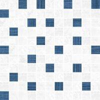 Керамическая плитка Delacora Grunge Декор Mosaic 30.5x30.5