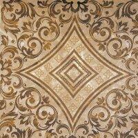 Керамическая плитка Grasaro Imperador декор св-беж G-101/G/d04 40х40см