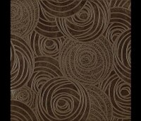Керамическая плитка Coliseum Gres Пьемонтэ Камелия декор коричневый 30х30см