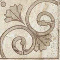 Керамическая плитка Paradyz PAVI Beige Naroznik декор 8х8