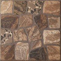 Керамическая плитка Cersanit Vilio коричн. P112D 32.6х32.6см