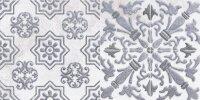 Керамическая плитка Lasselsberger Кампанилья декор 1 серый 20х40см (1641-0091)