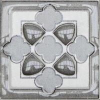Вставка напольная Lasselsberger Бьянка Каррара 7х7 (3603-0084)