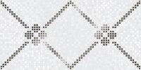 Керамическая плитка Kerlife Pixel Gris Blanco декор 31.5x63см