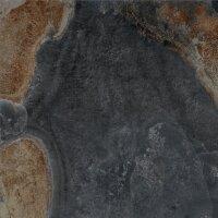 Керамическая плитка Vitra Vulcano Базальт Матовый Ректификат 60х60