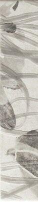 Керамическая плитка Paradyz Kwadro Andante Grys listel бордюр 4.8x25