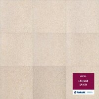 Виниловый ламинат (покрытие ПВХ) Tarkett Lounge Sandy (Санди) 457х457