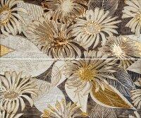 Керамическая плитка Gracia Ceramica Foresta brown panno 01 600х500