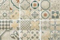 Керамическая плитка Italon 610080000169 Artwork Patchwork 30х30