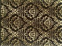 Керамическая плитка Lasselsberger КАТАР декор коричневый 25х33см (1634-0091)