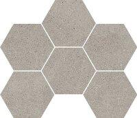 Мозаика Cersanit Lofthouse LS6O096 серый 28.3х24.6см