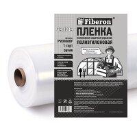 Пленка полиэтиленовая ПВД 1 сорт Fiberon 3x100м (150мкм)