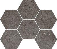 Мозаика Cersanit Lofthouse LS6O406 темно-серый 28.3х24.6см