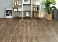 Кварцвиниловая плитка Alpine Floor Sequoia Темная ЕСО 6-12