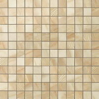 Керамическая плитка Atlas Concorde Supernova Marble Elegant Honey Mosaic 30.5x30.5см