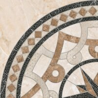 Керамическая плитка Lasselsberger ТЕМПЛАР панно напольное 90х90см (6946-0101)