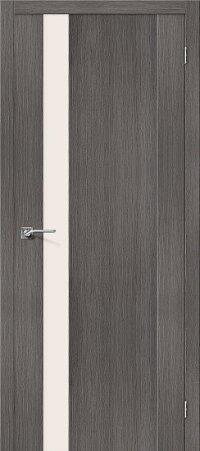 Дверь межкомнатная el-PORTA(Эль Порта) Porta-11 Grey Veralinga