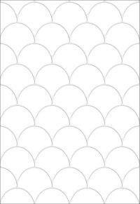 Керамическая плитка Керамин Мальта 7 275х400мм