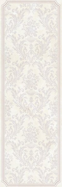 Керамическая плитка Gracia Ceramica Saphie white decor 01 300х900