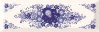 Керамическая плитка Gracia Ceramica Gzhel decor 03 100х300