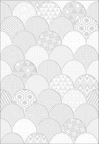 Керамическая плитка Керамин Мальта 7С 275х400мм