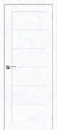 Дверь межкомнатная el-PORTA(Эль Порта) Легно-21 Snow Art