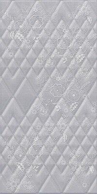 Керамическая плитка Azori Illusio Grey настенная 63x31.5