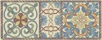 Керамическая плитка Azori Alba Beige Декор Marrakech 20.1x50.5