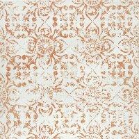 Керамическая плитка ZeusCeramica Cemento Bianco напольная c рисунком 45x45
