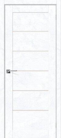 Дверь межкомнатная el-PORTA(Эль Порта) Легно-22 Snow Art