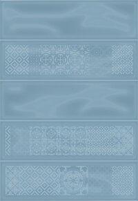 Керамическая плитка Керамин Метро 2Д 275х400мм