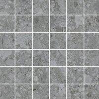 Мозаика Vitra Ceppostone Темно-серый Матовый R10B 7Рек 5x5 30х30 K9475138R001VTE0