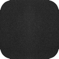Керамическая плитка Gracia Ceramica Queen black PG 01 450х450