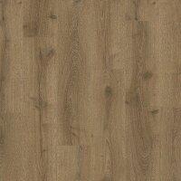 Виниловый ламинат (покрытие ПВХ) Pergo Click Plank 4V V3107 Дуб горный коричневый 40162