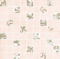 Мозаика на сетке Cersanit Chantal CN2L011 Бежевый 30х30см
