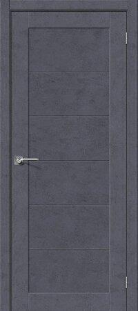 Дверь межкомнатная el-PORTA(Эль Порта) Легно-21 Graphite Art
