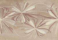 Декор Azori Sonnet Beige Flower 278x405