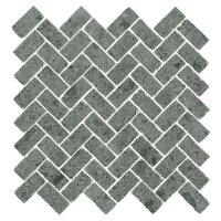 Керамическая плитка Italon 620110000093 Genesis Grey Mosaico Cross 31.5x29.7
