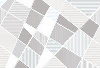 Декор Azori Sonnet Grey Geometria 278x405