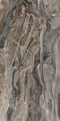 Керамогранит Vitra Marbleset Оробико Темный Греж LPR 60x120 K951333LPR01VTET