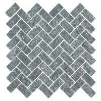 Керамическая плитка Italon 620110000094 Genesis Silver Mosaico Cross 31.5x29.7
